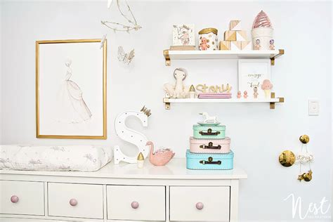 Nursery Wall Shelf