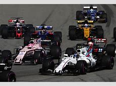 Pirelli Overtaking in F1 fell by almost 50% in 2017 The