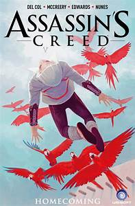 Assassin's Creed: Homecoming #1 - Volume 3 (Issue)