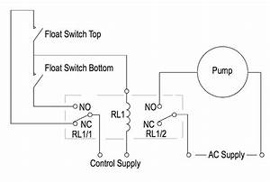 How To Create A Pump Control Circuit To Automatically Empty A Tank