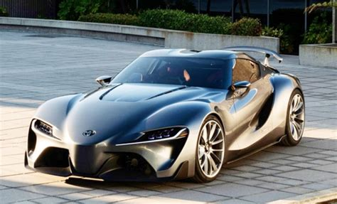 2019 Toyota Supra Renderings  Toyota Cars Models