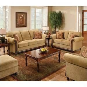 simmons upholstery crossmagelen 3 sofa set in brass 8003slc traditional living