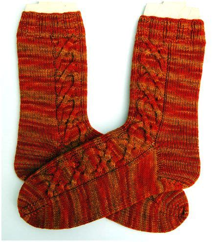 einfache muster für socken calendula cable socks wollhuhn to do handcraft socken stricken str 252 mpfe