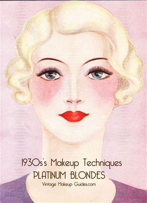 makeup techniques  platinum blonde  glamourdaze