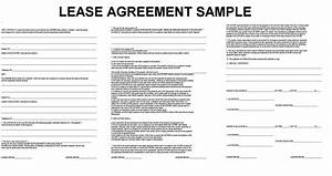 excellent landlord lease agreement template images With colorado lease agreement word document