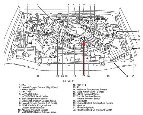 2000 Xterra Vacuum Diagram by 2000 Nissan Xtera Auto Trans Shifts Through Gears