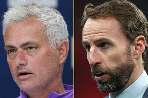 Jose Mourinho wants answers from Gareth Southgate as he ...