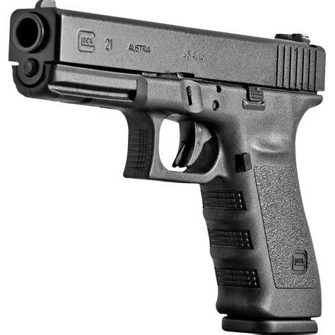 Glock's Softshooting 45 The Glock Model 21
