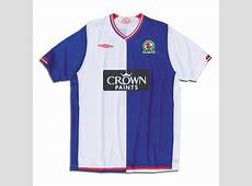 Blackburn Rovers Home Jersey For 0910 Season Leaked