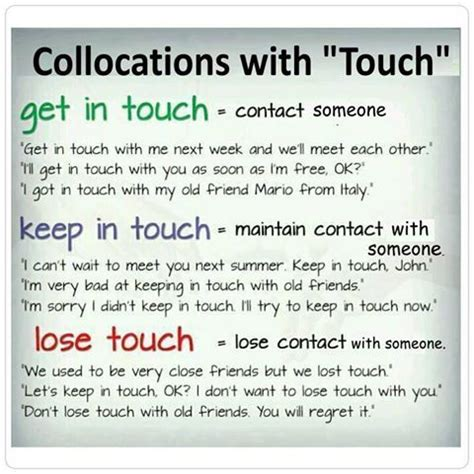 32 Best Images About Collocations On Pinterest  English, English Language Learning And Grammar