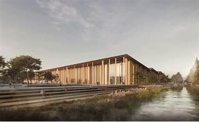 Kuma Kengo Associates Project Exhibition Architecture Projects