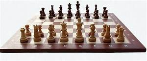 File Chess Board With Chess Set In Opening Position 2012