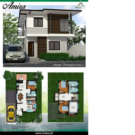 for sale house lot in bulacan philippines by janrosch realty rocka alegria residences amira
