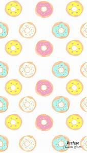 Meine liebsten Iphone Wallpaper rund ums Essen | Donuts ...