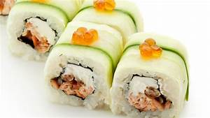 Sushi Rolls | Download HD Wallpapers