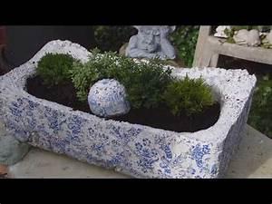Vintage Möbel Selber Machen Youtube : pflanzgef aus leichtbeton mit tollem vintage muster ganz einfach selbst gemacht youtube ~ Orissabook.com Haus und Dekorationen