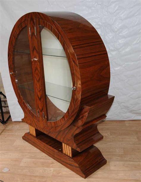 deco display cabinet bookcase bijouterie 1920s furniture