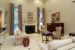 living room fresh look with neutral colored living rooms