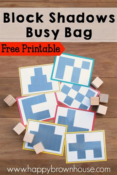 printable busy bags   young learners engaged