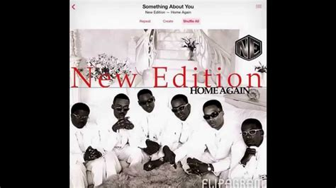 New Edition Home Again (masterpiece)