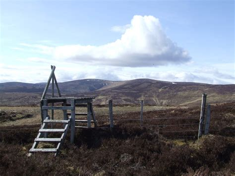 File Old Stile Crossing New Electric Fence Geograph