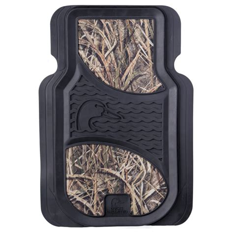ducks unlimited floor mats set ducks unlimited mo blades floor mat set by ducks unlimited