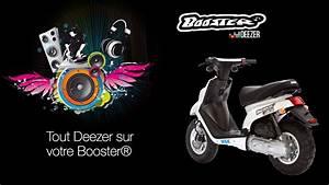 Mbk Booster 2016 : mbk booster serie limitee deezer 2016 noir blanc actualit s scooter par scooter mag ~ Medecine-chirurgie-esthetiques.com Avis de Voitures