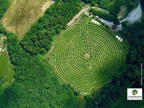 aire des monts de gueret photo labyrinthe g 233 ant des monts de gu 233 ret