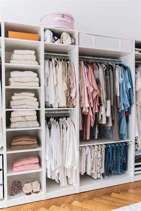 Kleiderschrank Aufräumen Mit System by 8 Tipps Kleiderschrank Organisieren Und Aufr 228 Umen