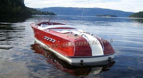 Quality Of Sea Pro Boats by Model Boat Riva Aquarama