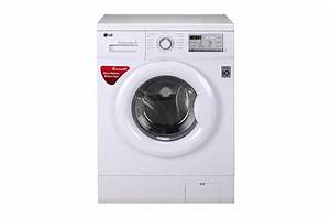 Lg Fh0h3ndnl02 6 0 Kg Front Loading Washing Machine With 6 Motion Direct Drive