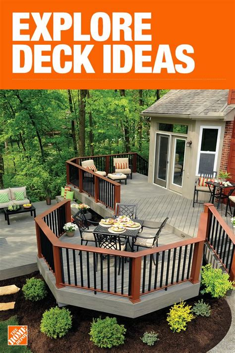 Design Your Own Deck Home Depot by The Home Depot Has Everything You Need For Your Home