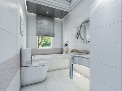 12x24 Tile Bathroom by Contemporary White Bathroom Design With Glazed Ceramic