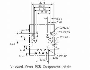 Circuit Board Connector Rj45 Pinout