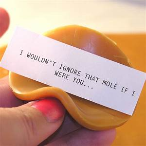 Misfortune Cookie Sayings