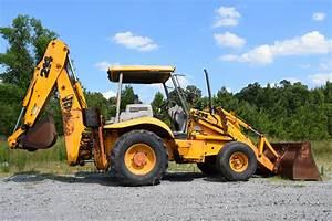 Jcb 214 Series 2 Tractor Loader Backhoe