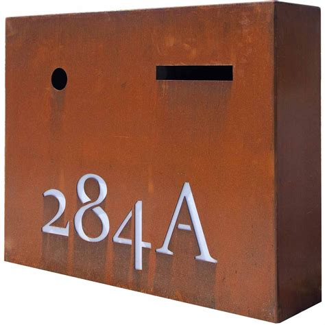 In My Area by Large Lit Letterbox Letter Boxes Range