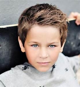 Coupe Enfant Garçon : 65 coiffures sympas pour un petit gars coiffures d ~ Melissatoandfro.com Idées de Décoration