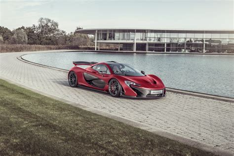One Of A Kind Mclarens Special Operations Division Will