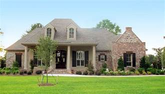 The Louisiana Home Designs by Roomy Country Home Plan 56367sm Acadian