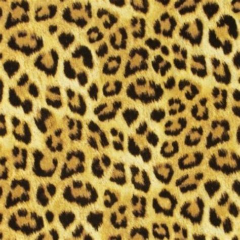Jaguar Print Fabric by Jaguar Pattern Gallery