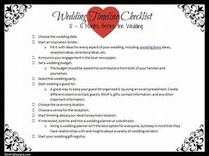 Wedding planning checklist excel - Designers tips and photo