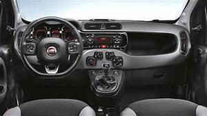 Fiat Panda 2016 Abmessungen, Kofferraum und Innenraum
