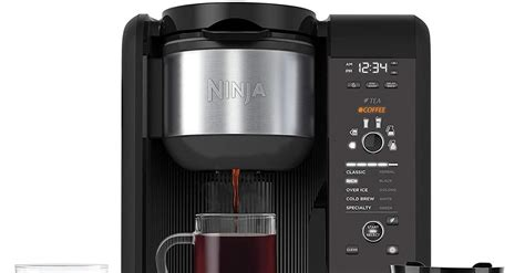 Making coffee in the ninja hot and cold brewed system is a heavily automated affair. Ninja Hot and Cold Brewed System, auto Tea and Coffee Maker - 99Store