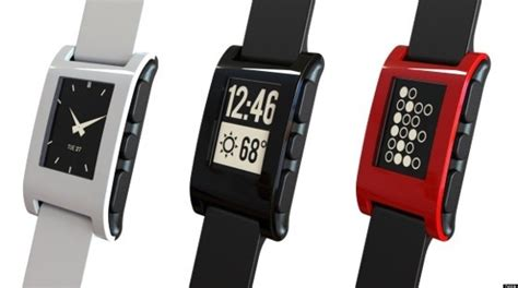 best smartwatches for iphone the top 7 smartwatches from ces 2013 photos huffpost