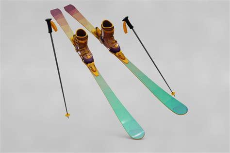 More than 100 categories, over 5000 mockups. Free Professional Ski Gear Mockup in PSD - DesignHooks