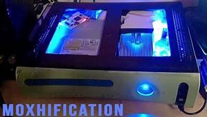 My Custom Xbox 360 Jasper  R-jtag
