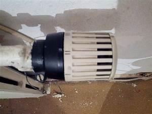 Tete De Robinet Radiateur : vieux radiateurs en fonte avec une sonde ext rieure ~ Melissatoandfro.com Idées de Décoration
