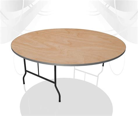 6ft Round Dining Table Furniture4events