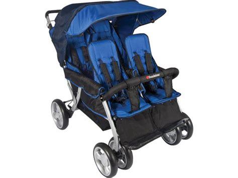lx 4 passenger folding stroller fnd 4140 daycare 826 | FND 4140